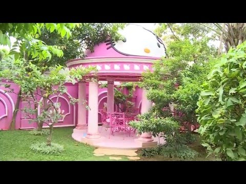 Rumah Hello Kitty di Indonesia