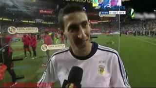 Argentina vs Chile - Copa America Centenario 2016 - Resumen FULL HD