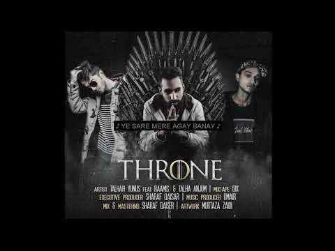 6. THRONE Feat. RAAMIS | TALHA ANJUM | Prod. UMAIR (Official Audio) [Explicit]
