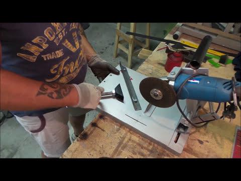 Recensione e test supporto per smerigliatrice powerfix for Smerigliatrice angolare lidl