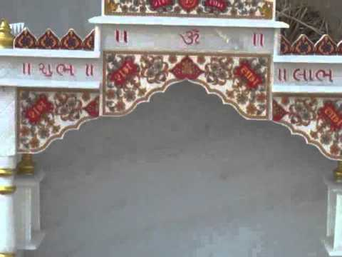 Marble Home Temple  Manufacturers  Online Marble Temple  Marble Temple for Home  YouTube