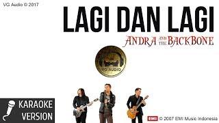 Video Andra & The Backbone - Lagi dan Lagi (Karaoke) download MP3, 3GP, MP4, WEBM, AVI, FLV Juni 2018