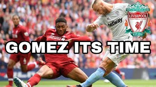 Can Gomez Claim A Starting Spot? Manes New Contract! #LFC