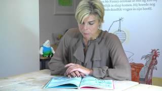 Voorleesactie voor Scholen, Dag van de Duurzaamheid 2012 met Prinses Laurentien