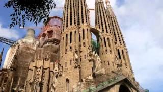 Храм Святого семейства в Барселоне(, 2011-07-25T12:06:46.000Z)