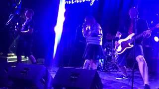 LAST ROCKERS TV - Hit Me Baby (BRITNEY SPEARS PUNK COVER BAND) at PUNK ROCK BOWLING 2017