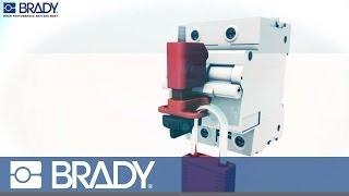 Brady Lockout Tagout Device Movie: Miniature circuit breaker