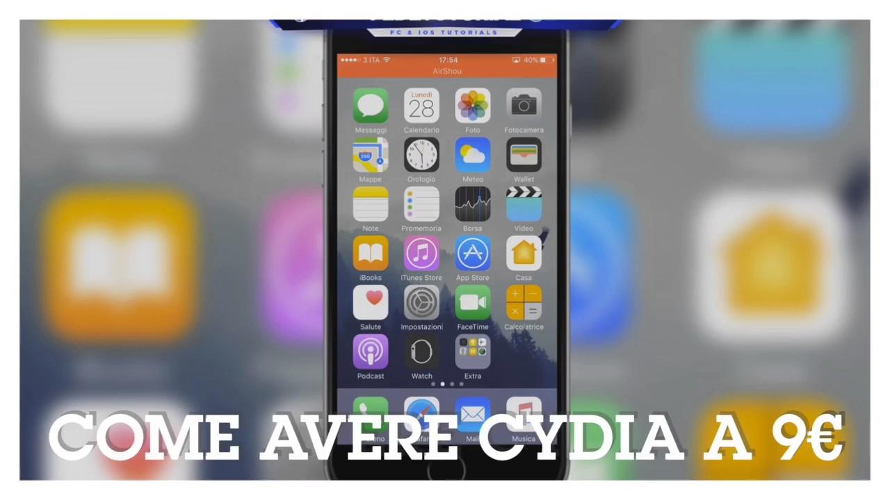 tweak senza cydia