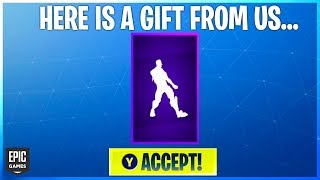 HOW To Get BOOGIE DOWN EMOTE For FREE in Fortnite Battle Royale!
