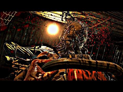 Resident Evil 7: Biohazard #2 ОТЕЦ ДЖЕК ИЛИ ТЕХАССКАЯ РЕЗНЯ БЕНЗОПИЛОЙ?