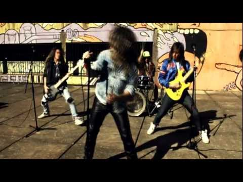 Jakks - Break Them / Official Videoclip (Fire 2011)