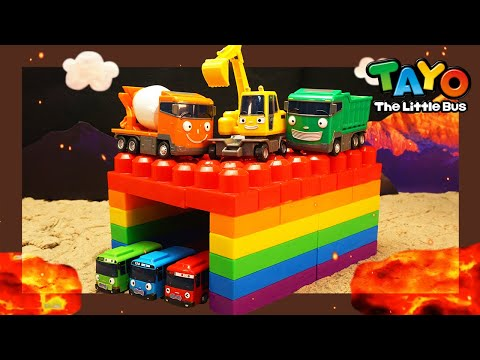 escape-from-the-active-volcano!-l-tayo-heavy-vehicles-lego-play-l-tayo-the-little-bus