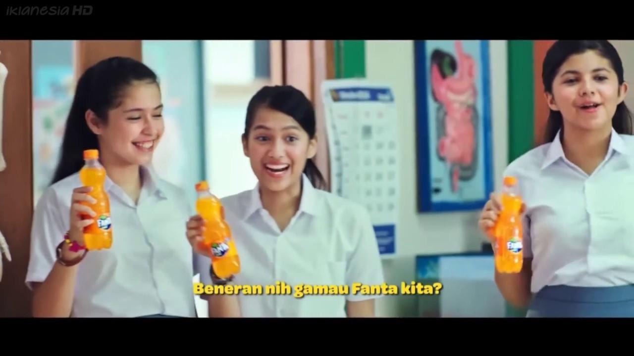 Iklan Fanta Praktikum Kimia Rebutan Demi Enaknya Fanta 2017