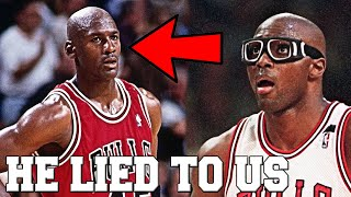 """Michael Jordan Lied to You on the Last Dance 