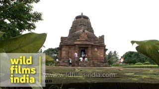 Rajarani Temple - Bhubaneswar, Odisha