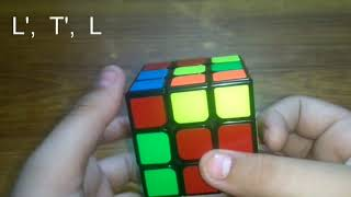RUBIK'S CUBE , Learn how to Solve F2L easy Tutorial Series Part 1, Urdu/Hindi, Pakistani Cuber