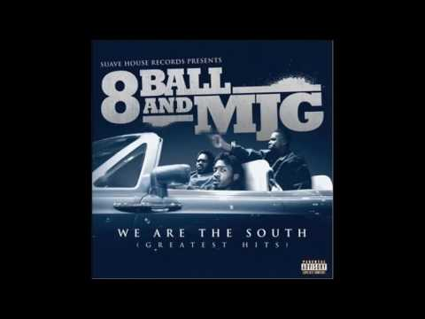 2008   8Ball & MJG    We Are the South Greatest Hits