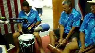 Festival of Pacific Arts 2008 -- Cook Island Drum Beat