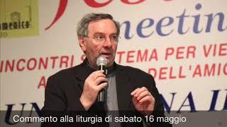 #paroleinrete, la riflessione di don Gino Tarantini