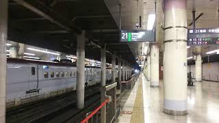 東北新幹線 やまびこ46号 東京行き E5系  2018.09.08
