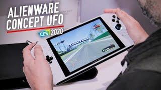 Alienware dévoile un étonnant concept de console portable - CES 2020