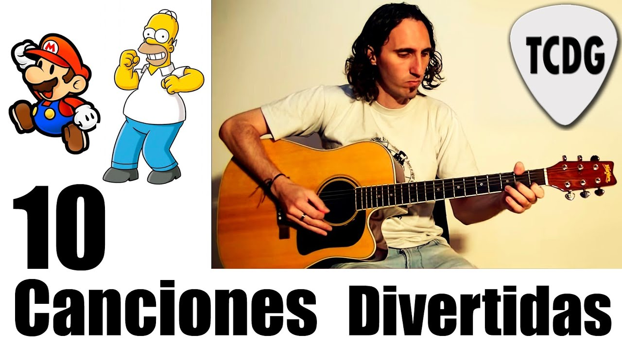 10 canciones f ciles y divertidas para guitarra ac stica - Literas divertidas para ninos ...