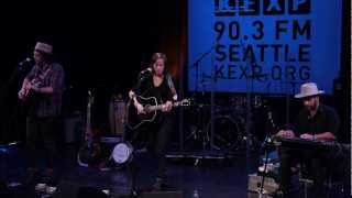 Sera Cahoone - Worry All Your Life (Live on KEXP)