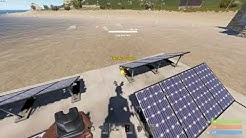 Rust (Electricity): Using Solar Panel's to Power a Light
