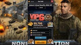 mobile strike new vip prestige 6 should you upgrade