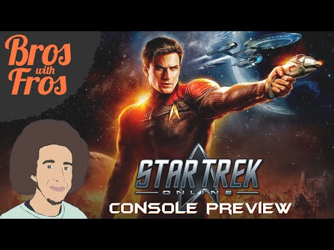 Star Trek Online Console Preview – Xbox One Gameplay