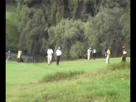 Where to play golf in Kenya