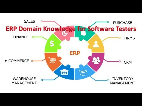 ERP Domain Knowledge For Software Testers|Software Testing Career Guidance|G C Reddy|