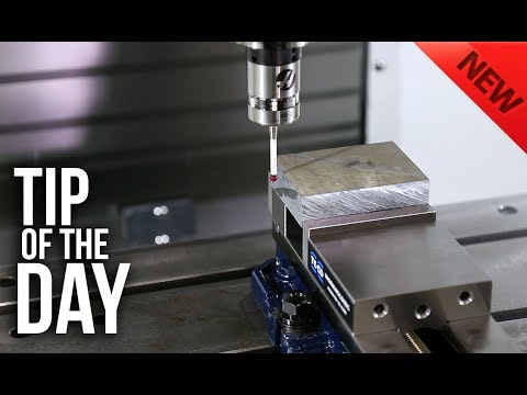 Set Work Offsets in Seconds – Haas Automation Tip of the Day