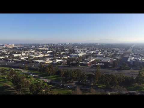 DJI Phantom 3 Standard - Baylands Park, Sunnyvale, CA