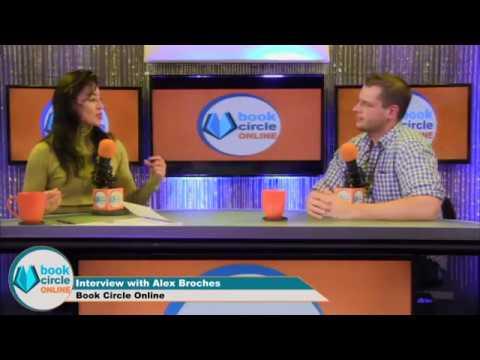 Host Katerina Cozias Interviews Author Alex Broches
