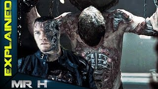 Terminator Human HYBRID Terminator Salvation - Marcus Wright Explained