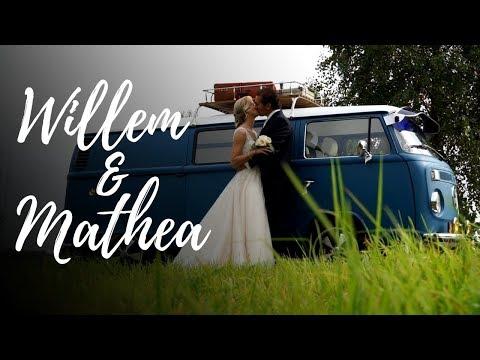 """Trouwfilm Impressie ~ Willem & Mathea (29-09-2017) """"Same day edit"""""""
