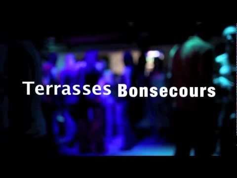 Terrasses Bonsecours - Vieux-Port