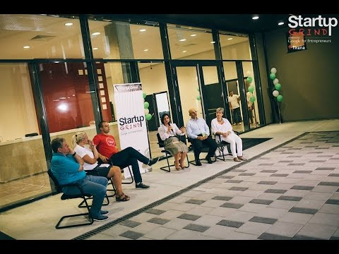 Startup Summer Party Panel at Startup Grind Tirana