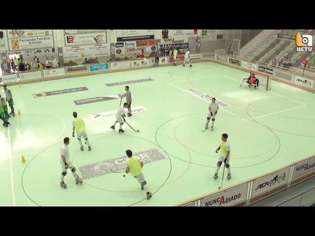 [Sen 20/21] AD Valongo x  HC Turquel | 1ª Divisão