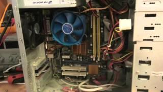 Диагностика и ремонт компьютера(Не включается компьютер??? Что делать??? Смотрите видео и возможно оно вам поможет. ************************************************..., 2015-07-24T18:21:51.000Z)