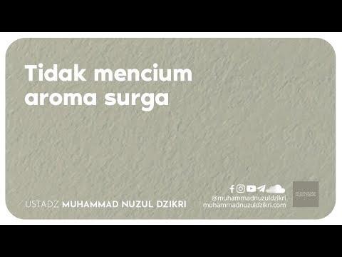 TIDAK MENCIUM AROMA SURGA (2 Menitan!)