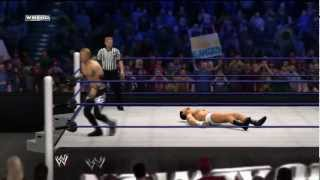Machinima WWE No Way Out 2012 Christian vs Cody Rhodes Intercontinental championship match Result