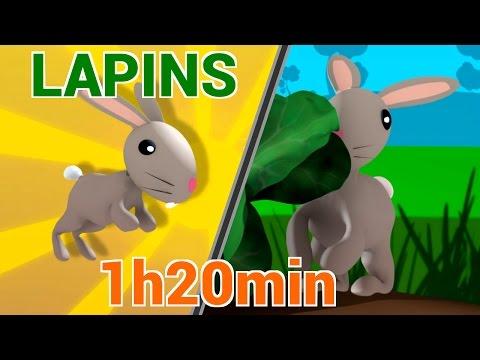 Comptines Des Lapins - Les Patapons