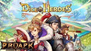 Dice of Heroes Android Gameplay
