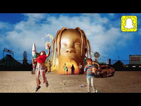 Travis Scott - STARGAZING (Clean) (ASTROWORLD)