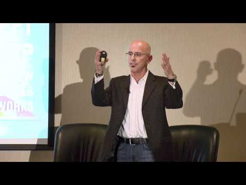 Dean's Executive Leadership Series - Blake Irving - Part 1 - YouTube