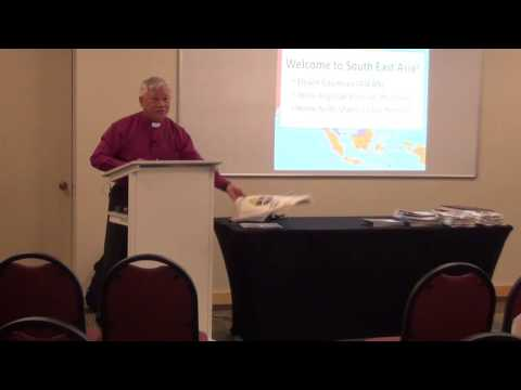 Bp Kuan Kim Seng:  Emerging Trends, Ministry Strategies and Opportunities in South East Asia