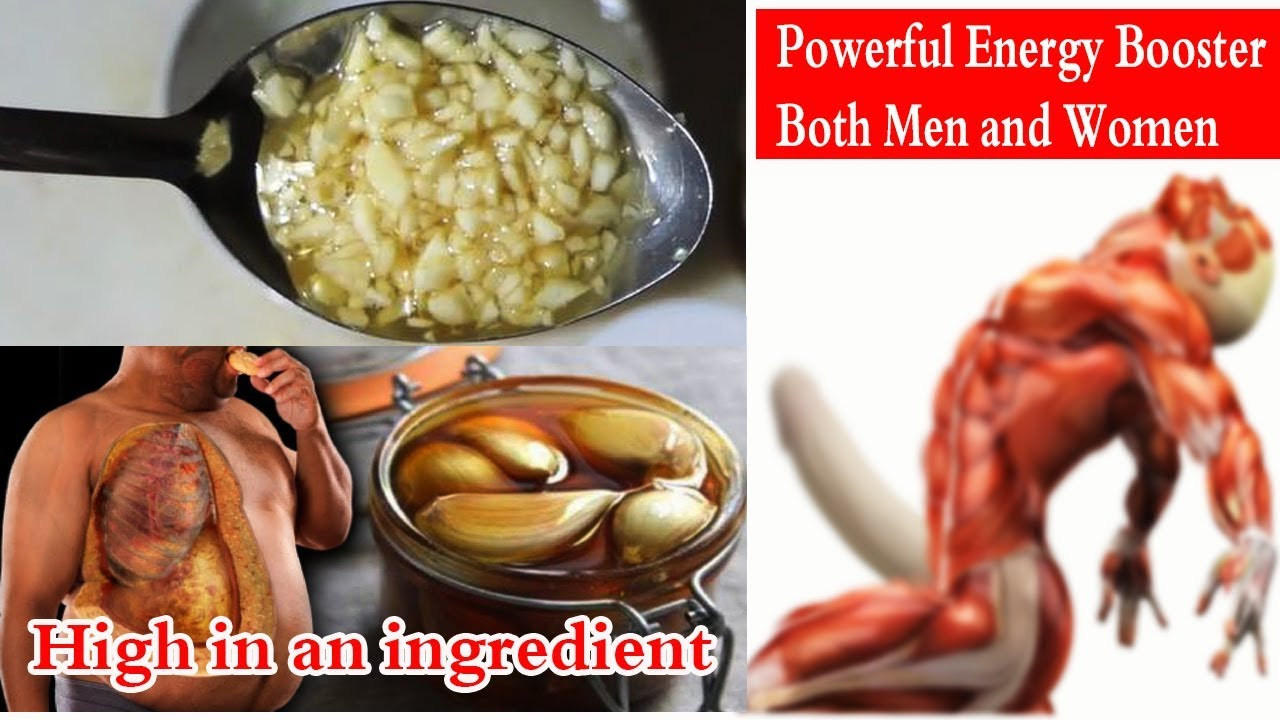 why garlic and honey important for men   eat garlic and honey for 7 days!