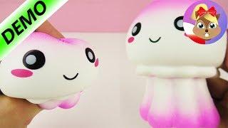 Która zabawka SQUISHY-TOY odkształca się najszybciej z powrotem? | Baw się ze mną
